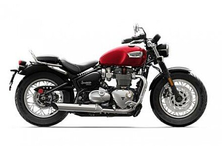 2018 Triumph Bonneville 1200 for sale 200542174