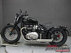 2018 Triumph Bonneville 1200 Bobber for sale 200579564