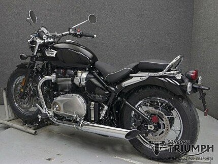 2018 Triumph Bonneville 1200 for sale 200579588