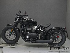 2018 Triumph Bonneville 1200 for sale 200604621