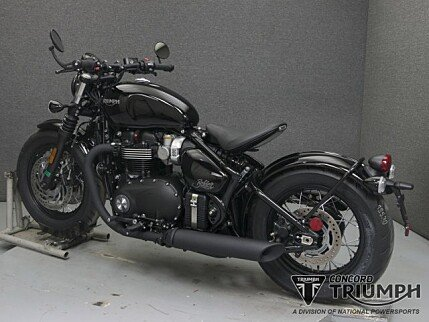 2018 Triumph Bonneville 1200 for sale 200610487