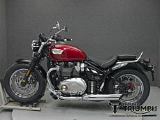 2018 Triumph Bonneville 1200 for sale 200611731