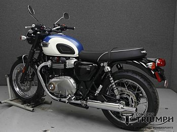 2018 Triumph Bonneville 900 T100 for sale 200615740