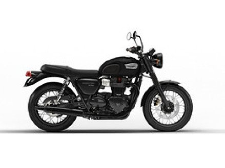 2018 Triumph Bonneville 900 T100 for sale 200507811