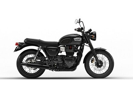 2018 Triumph Bonneville 900 T100 for sale 200522644