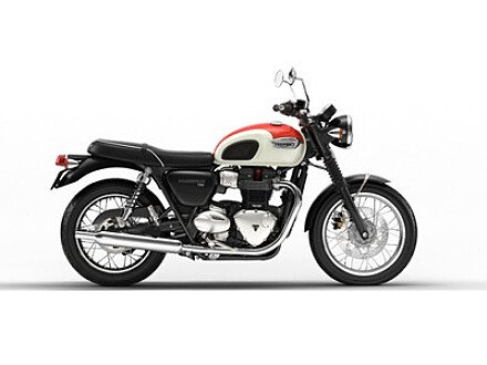 2018 Triumph Bonneville 900 T100 for sale 200522645