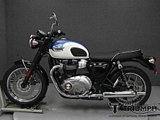 2018 Triumph Bonneville 900 T100 for sale 200624751