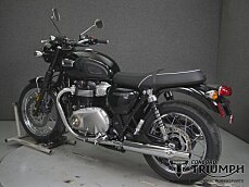2018 Triumph Bonneville 900 T100 for sale 200626466