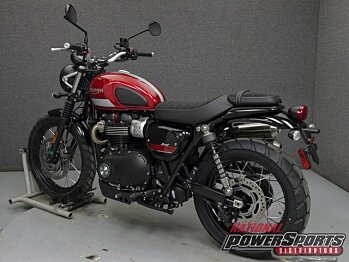 2018 Triumph Street Scrambler for sale 200579572