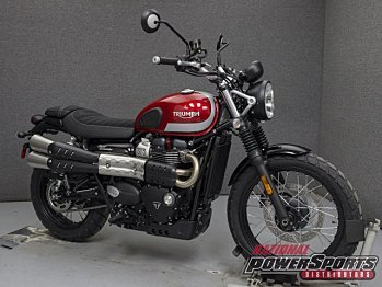 2018 Triumph Street Scrambler for sale 200579580
