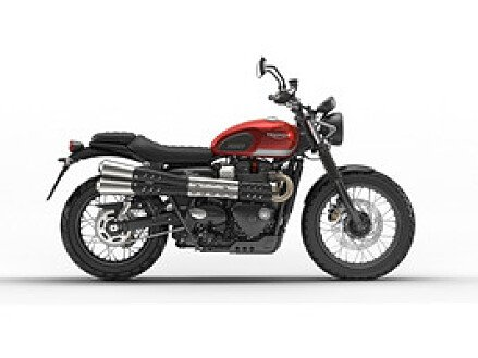 2018 Triumph Street Scrambler for sale 200503344