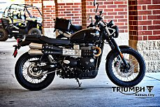 2018 Triumph Street Scrambler for sale 200569642