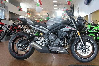 2018 Triumph Street Triple RS for sale 200499411
