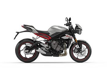 2018 Triumph Street Triple R for sale 200569574