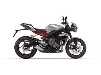 2018 Triumph Street Triple R for sale 200569651