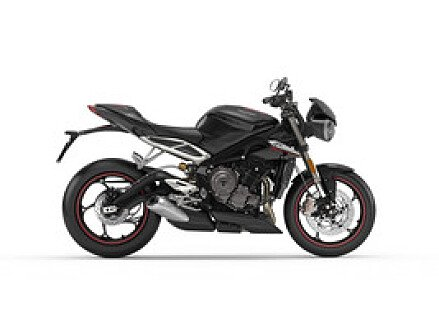 2018 Triumph Street Triple RS for sale 200569698