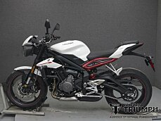 2018 Triumph Street Triple R for sale 200579654