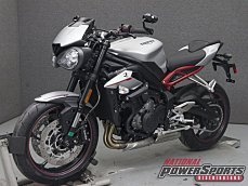 2018 Triumph Street Triple R for sale 200579656