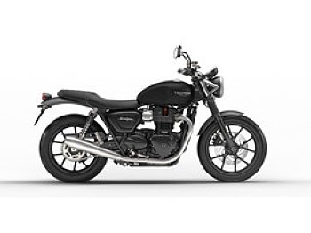 2018 Triumph Street Twin for sale 200512555