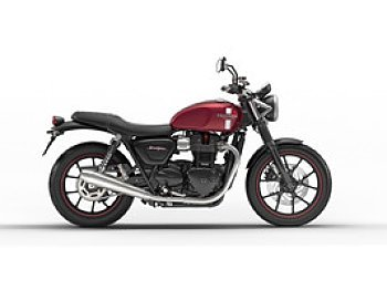 2018 Triumph Street Twin for sale 200512755