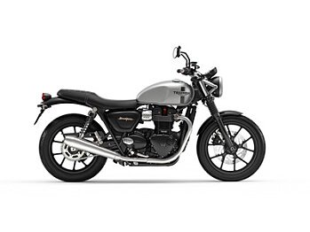 2018 Triumph Street Twin for sale 200525455