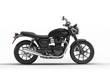 2018 Triumph Street Twin for sale 200526619