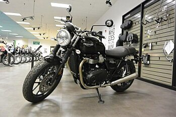 2018 Triumph Street Twin for sale 200559788