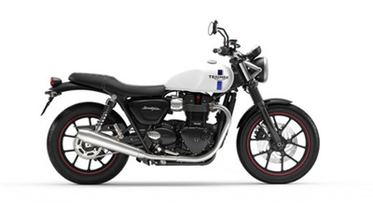 2018 Triumph Street Twin for sale 200569598