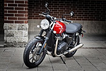 2018 Triumph Street Twin for sale 200569641