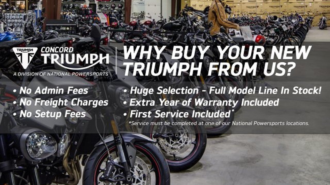2018 Triumph Street Twin for sale 200628423