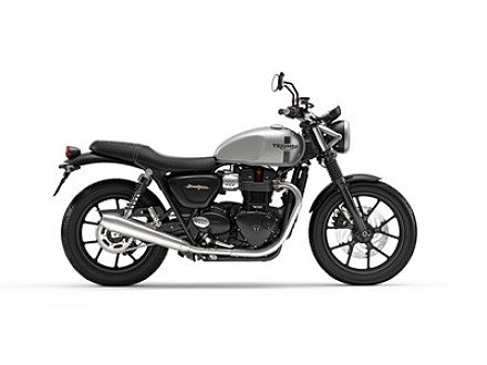 2018 Triumph Street Twin for sale 200523888