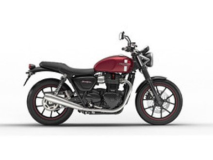 2018 Triumph Street Twin for sale 200569697