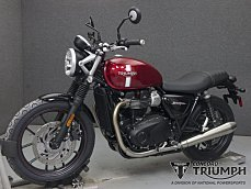 2018 Triumph Street Twin for sale 200579674
