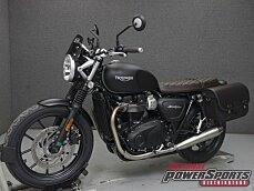 2018 Triumph Street Twin for sale 200579675
