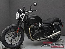 2018 Triumph Street Twin for sale 200579677
