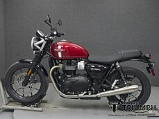 2018 Triumph Street Twin for sale 200579692