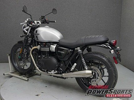 2018 Triumph Street Twin for sale 200579697