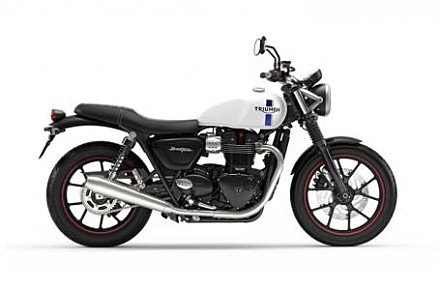 2018 Triumph Street Twin for sale 200619325
