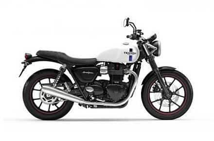 2018 Triumph Street Twin for sale 200619466