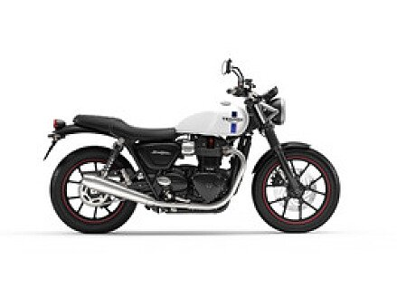 2018 Triumph Street Twin for sale 200621845