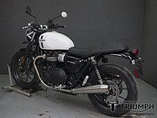 2018 Triumph Street Twin for sale 200624752