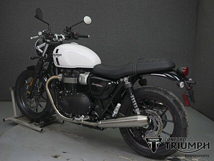 2018 Triumph Street Twin for sale 200628425