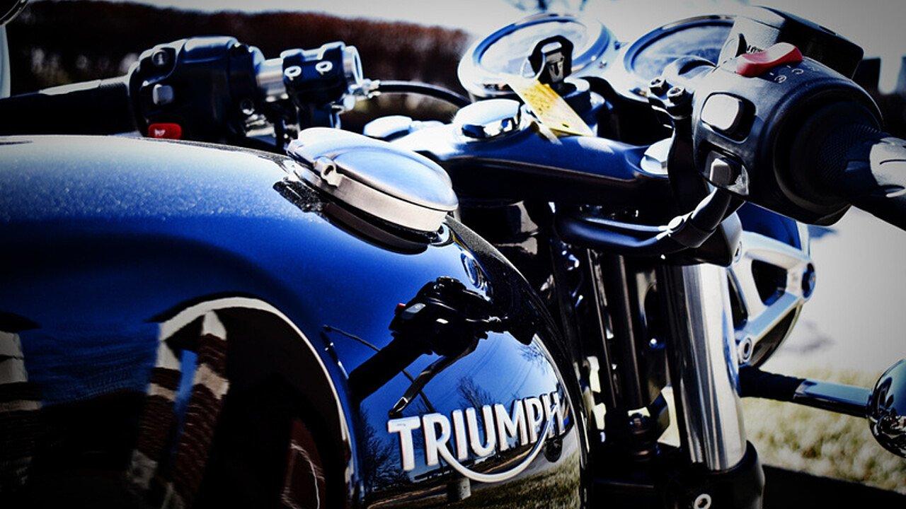 2018 Triumph Thruxton for sale 200569570