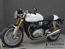 2018 Triumph Thruxton R for sale 200579691