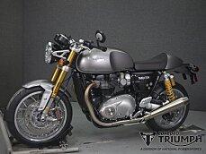 2018 Triumph Thruxton R for sale 200626463
