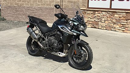 2018 Triumph Tiger Explorer XCA for sale 200574035