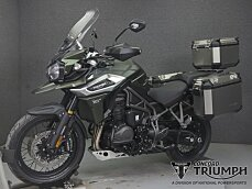2018 Triumph Tiger Explorer XCX for sale 200596472