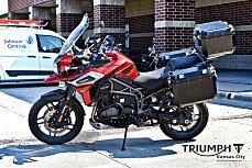 2018 Triumph Tiger Explorer XRX for sale 200608978