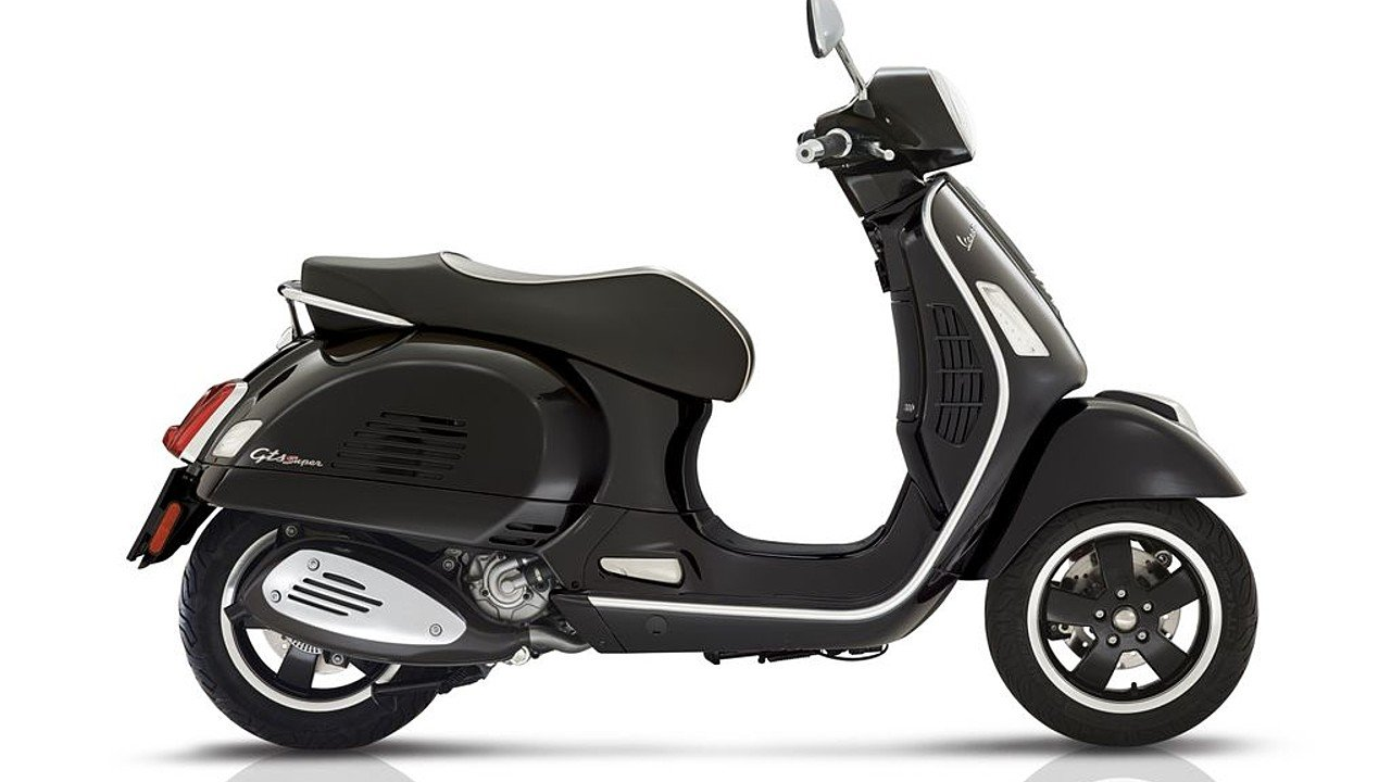 2018 vespa gts 300 for sale near westerville ohio 43081. Black Bedroom Furniture Sets. Home Design Ideas