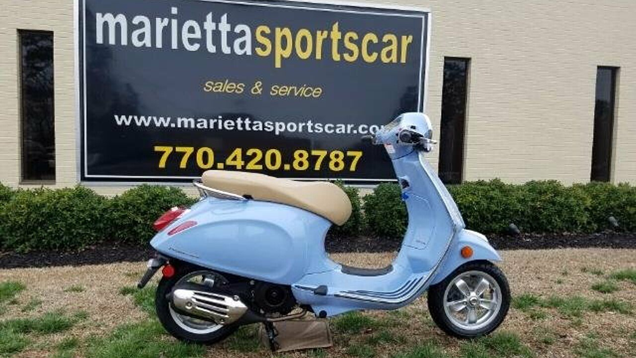 2018 Vespa Primavera 150 for sale 200477696